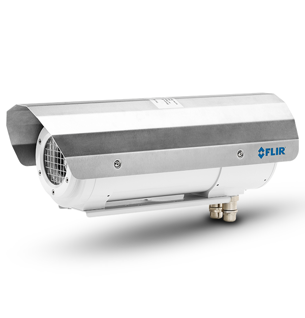 FLIR A310 ex protected fixed mounted thermal camera