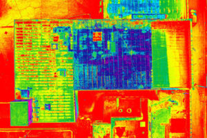 UAV Drone Thermal Inspections